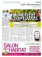 sportsland pays basque 5 st pee