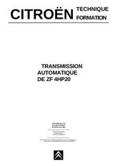 autobox zf4 hp20 training