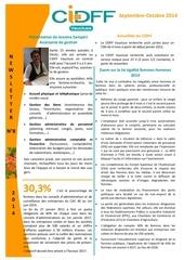 newsletter cidff vaucluse n 8 septembre octobre 2014