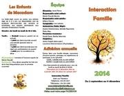 if programmation automne 2014