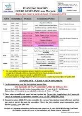 planning 2014 2015 1