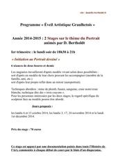 programme eveil artistique 2014 2015 2 1