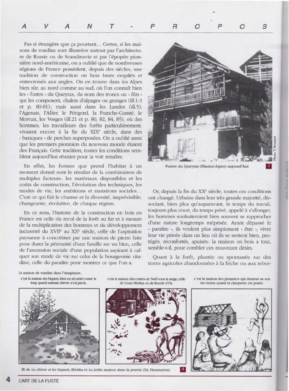 Aper u du fichier art de la fuste vol 1 4 decouvrir la for Construction en bois pdf