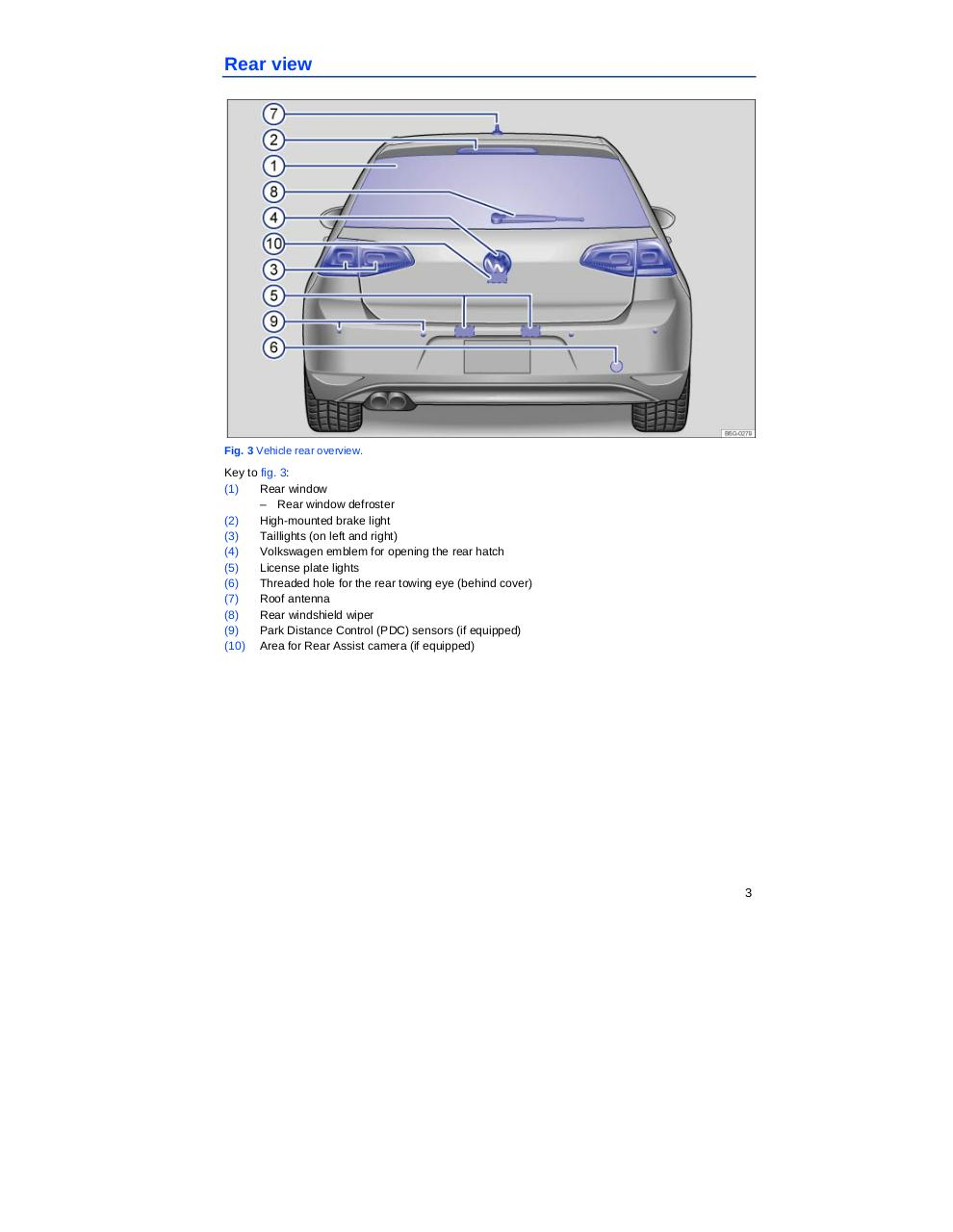 Golf Mk7 2014 Owners Manual.pdf - page 3/402