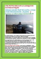Fichier PDF une petite idee sur la logique en mathematiques