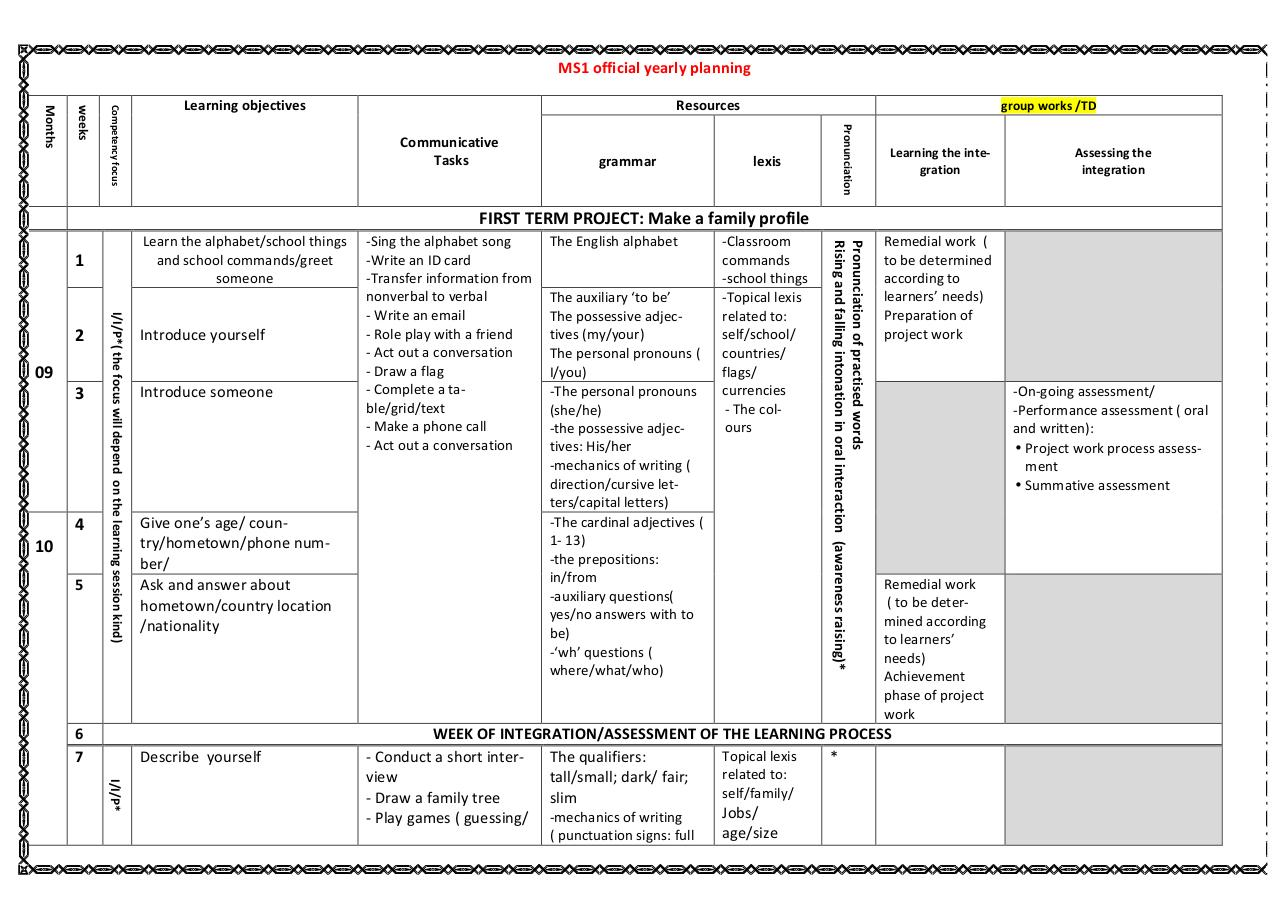Aperçu du document 4levels Official yearly planning & Omitted lessons.pdf - page 1/16