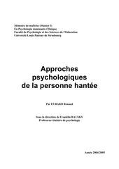Fichier PDF memoire sur le paranormal