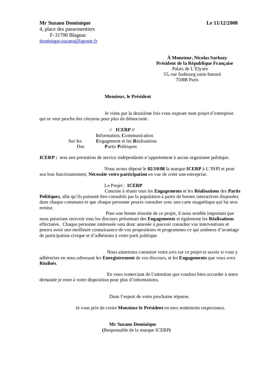 Aperçu du document 2 President.pdf - page 1/1