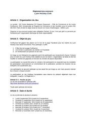 Fichier PDF reglement lhc