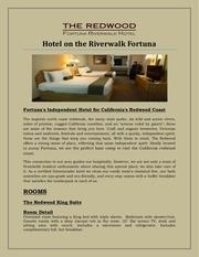 Fichier PDF hotel on the riverwalk fortuna