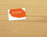 cv alix ducamp