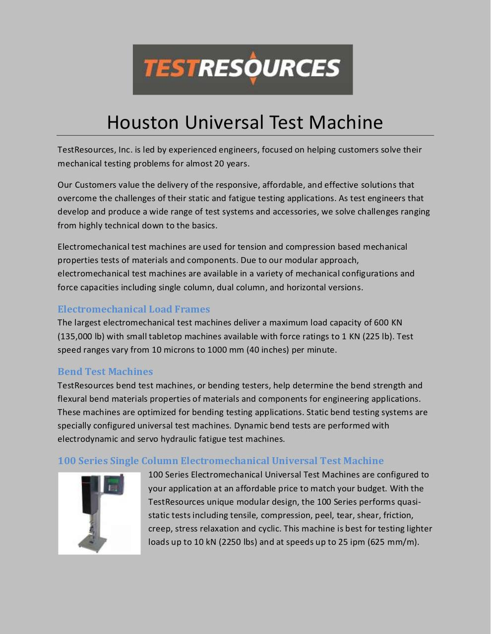 Houston Universal Test Machine.pdf - page 1/3