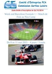 Fichier PDF week end barcelone f1 foot 15