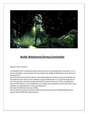 Fichier PDF builds warframes