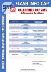 calendrier cap 2015 flash info