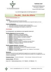 programme master 1 et 2 fiscalite droit des affaires 142