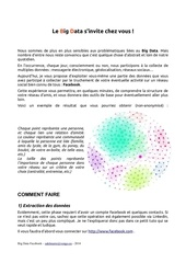 big data facebook
