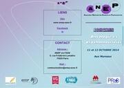 depliant congres 2014