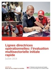 lignes directrices operationnelles l evaluation multisectorielle initiale rapide