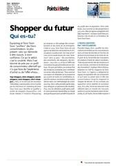 nouveaux profils shoppers 2014