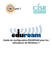 configuration eduroam sous windows 7