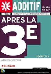 apres la 3e rentree 2014 paris additif
