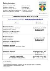 planning stv feminin 28 09 2014 au 05 10 2014