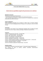 Fichier PDF plaquette formation