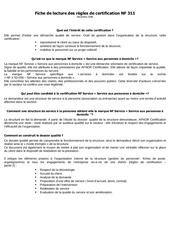 Fichier PDF regles de certification nf311