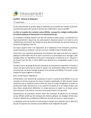canwea resume francais