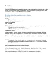 Fichier PDF ed musicale