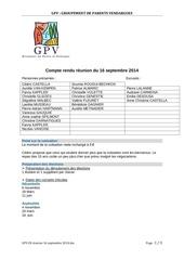 gpv cr re union 16 septembre 2014