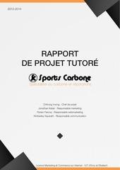 projet tutore sports carbone groupec lpmci