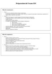 preparation de l exam n 1 1