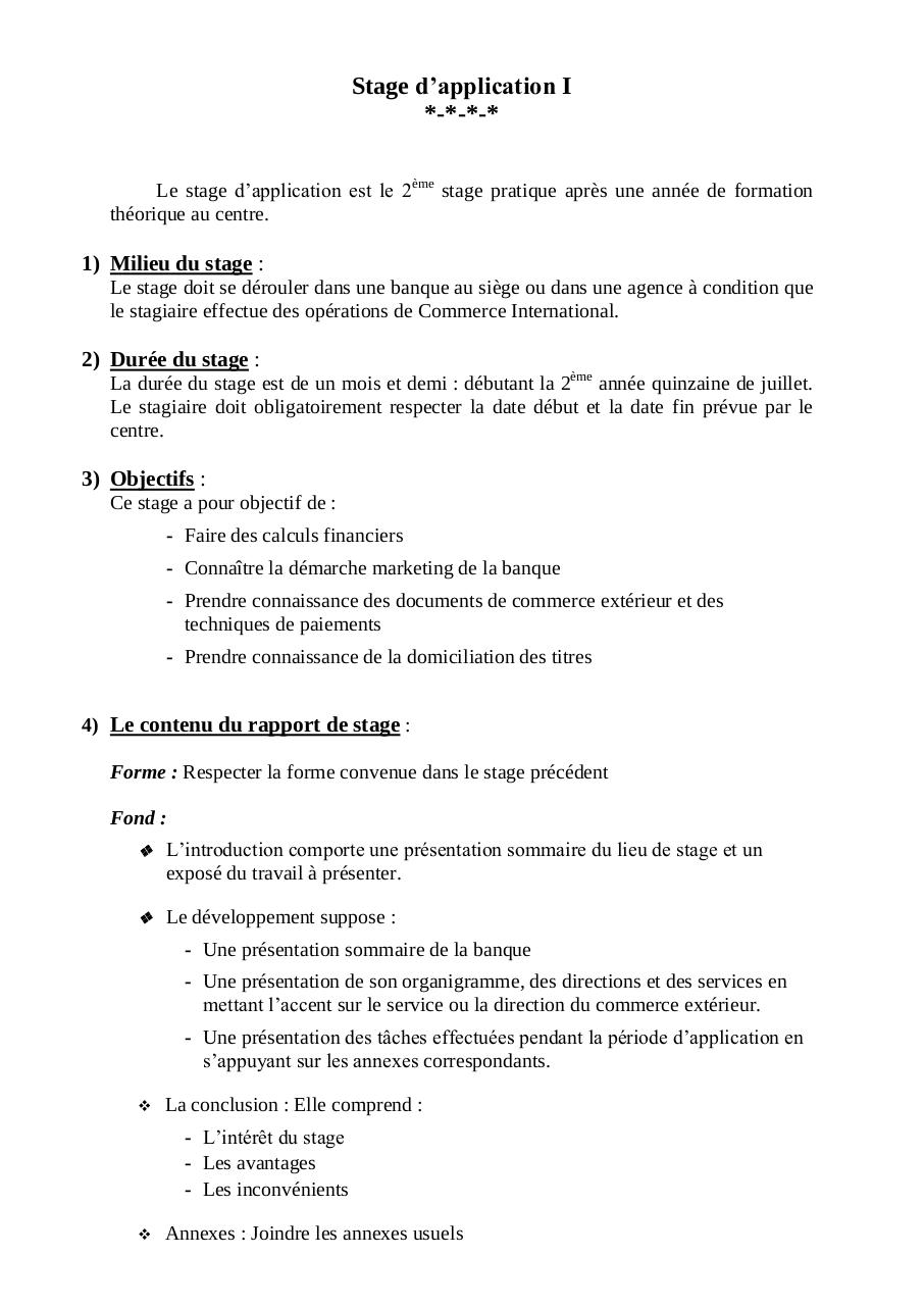 Aperçu du document Stage d'application 1 tsci.pdf - page 1/1