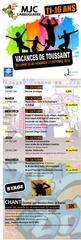 programme vacances toussaint 2014 pour site