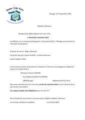 Fichier PDF invitation cross canin bca