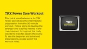 trx power core workout download