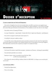 Fichier PDF dossier d inscription wei isem