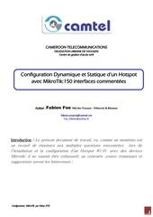 guide config mikrotik