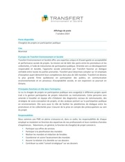 Fichier PDF offre d emploi tes charge de projets montreal