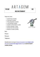 Fichier PDF questionnaire artagem 1a