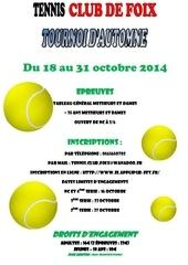 Fichier PDF tournoi automne
