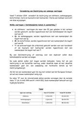 Fichier PDF verandering van inschrijving 1