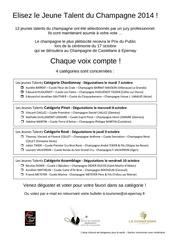 Fichier PDF bulletin vote