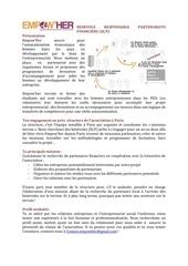 Fichier PDF fiche de poste demarchage
