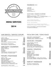 price liste 2014