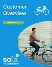 Fichier PDF social bicycles customer overview