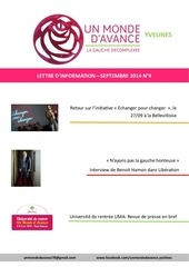 uma 78 lettre d info septembre 2014 n 4