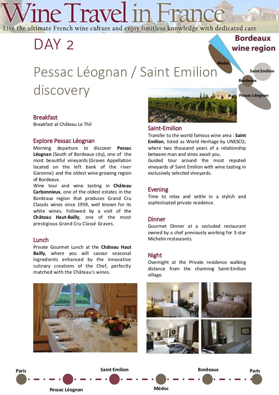 WineTravelinFrance itinerary sp.pdf - page 3/8